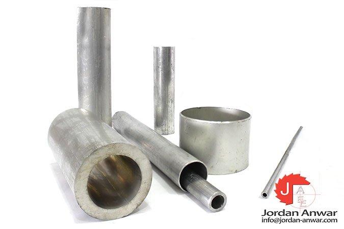aluminum round hollow tubes