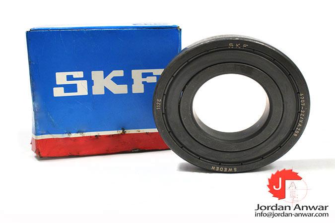 skf-6207-2Z_VA208-DEEP-GROOVE-BALL-bearing