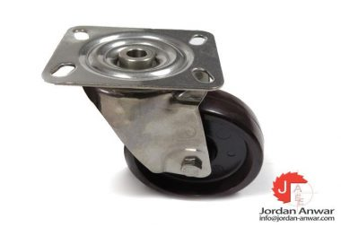 HIGH TEMPERATURE CASTER WHEELS 4- INCH SWIVEL 400°C