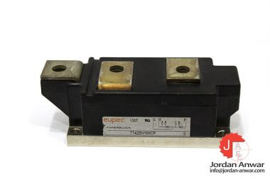 eupec-TT425N16KOF-phase-control-thyristor-module