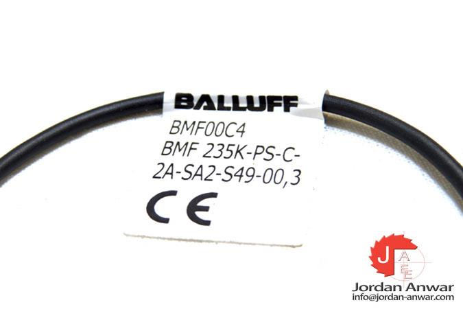 unbenutzt Balluff BMF003J BMF 303K-PS-C-2-SA2-S49-00,2 Magnetfeldsensor