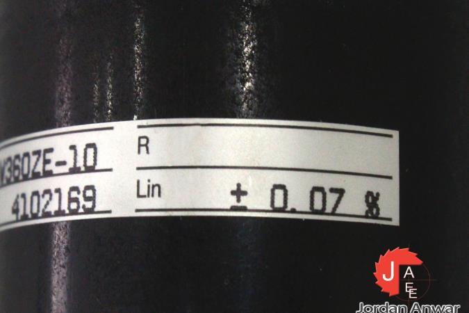 Novatechnik AW5360-ZE10 Potentiometer
