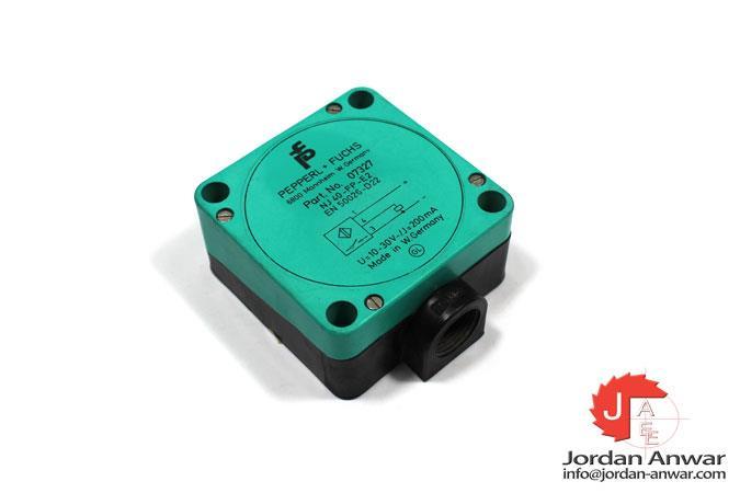 Fuchs New Inductive Sensor NJ40+U1+A2 Pepperl