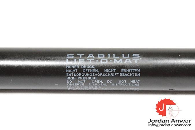 Stabilus Lift-O-Mat Gas Spring grey