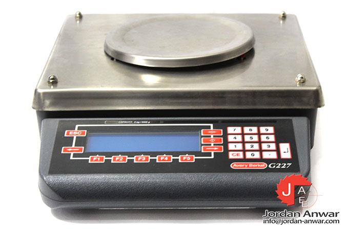 avery-berkel-G227-counting scale