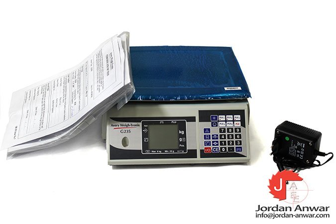 avery-weigh-tronix-G235-max-6-kg-counting-scale