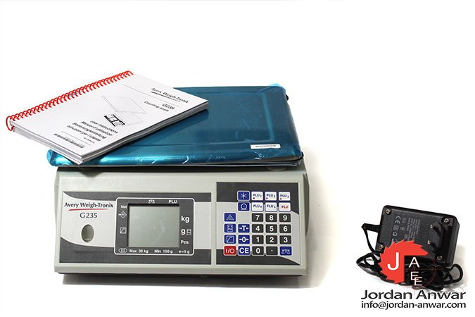 avery-wiegh-tronix-G235-max-30-kg-counting-scale