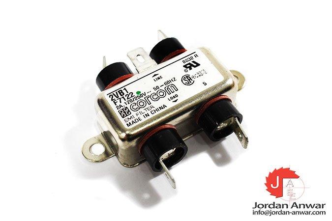 corcom-2VB1-power-line-filter