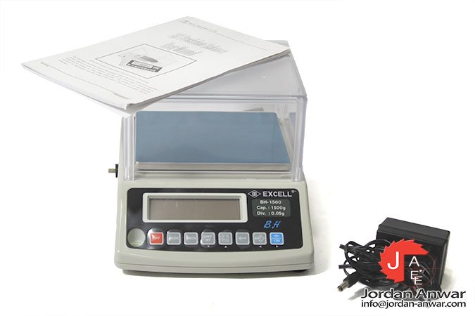 excell-BH-1500-counting-scale