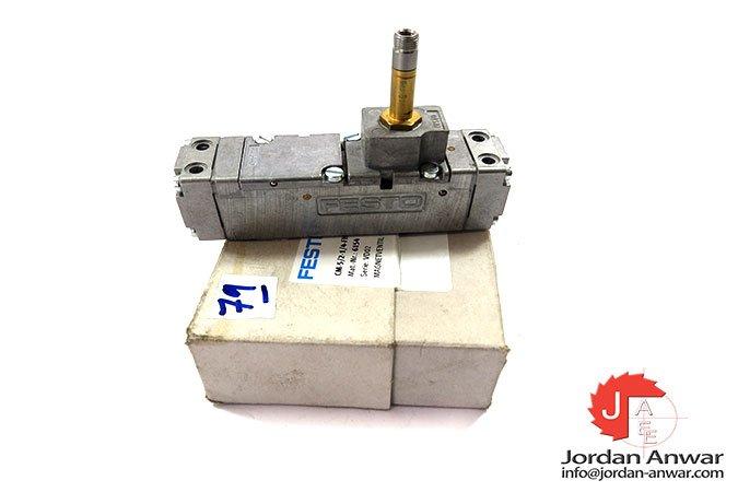 festo-6154-single-solenoid-valve