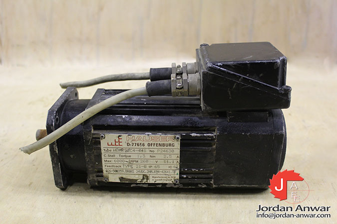 hauser-hbmr92c4-44s-servo-motor