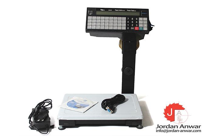massa-k- MK-15-FP-U10-scale-with-thermal-printer