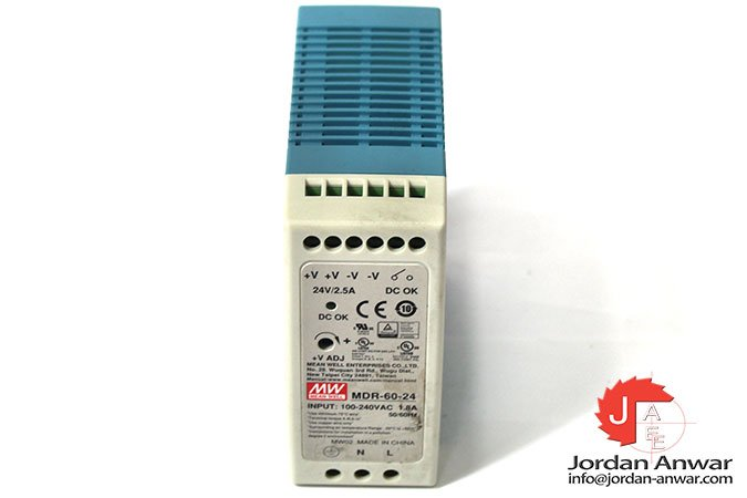 mean-well-MDR-60-24 power supply