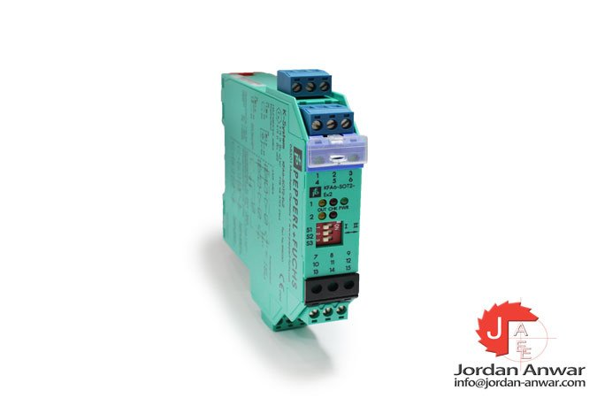 pepperl+fuchs-KFA6-SOT2-EX2-switch-amplifier