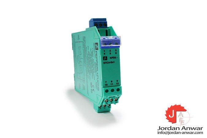 pepperl+fuchs-KFD2-STC3-EX1-smart-transmitter-power-supply