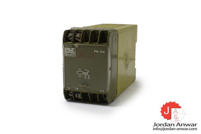 pilz-PB-1SK_60F_220VAC1U-safety-relay