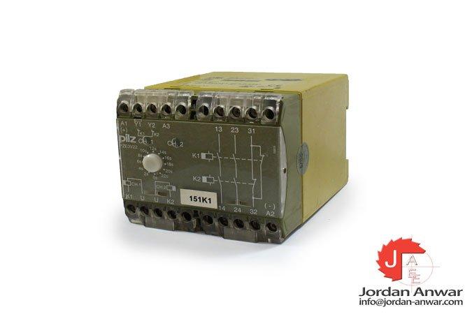 pilz-PZE-3-V22-24-V-DC-expander-module