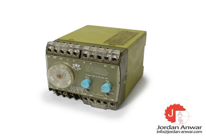 pilz-p1e-2nk_uh_110v_230va-2u-relay-timing-isolation-monitor