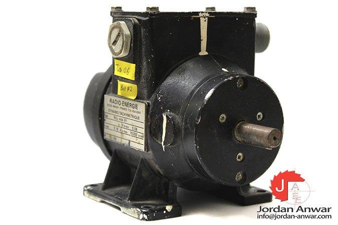 radio-energie-RE.0-444-R1-tachogenerator