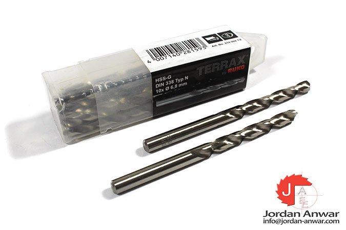 twist-drill-din-338-type-n-hss-g-6.80-mm-x-109.00-mm