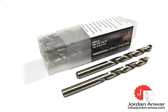 twist-drill-din-338-type-n-hss-g-8.00-mm-x-117.00-mm