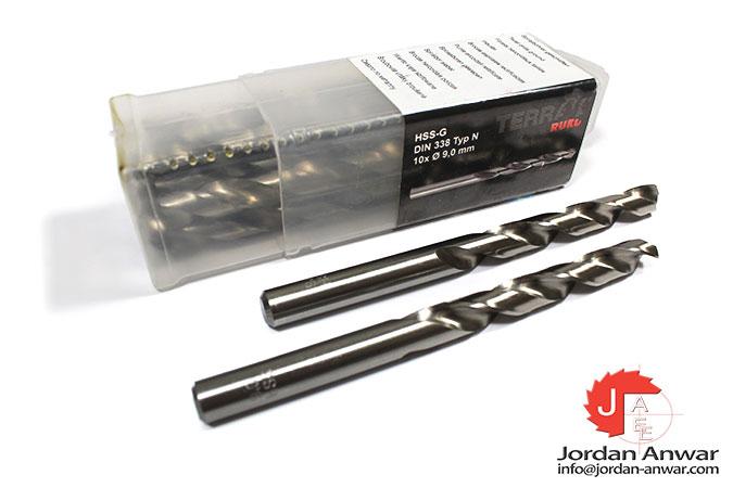 twist-drill-din-338-type-n-hss-g-9.00-mm-x-125.00-mm