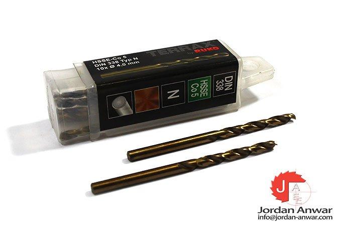 twist-drill-din-338-type-n-hsse-co-5-4.00-mm-x-75.00 mm