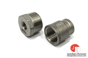 Stainless Steel Bell Reducer Vs a Hex Bushing reducer