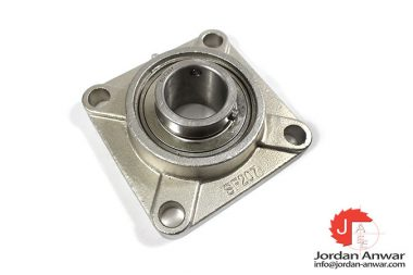 SS-UCF207-four-bolt-square-flange-unit