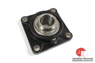 UCF207-PBT-four-bolt-square-flange-unit