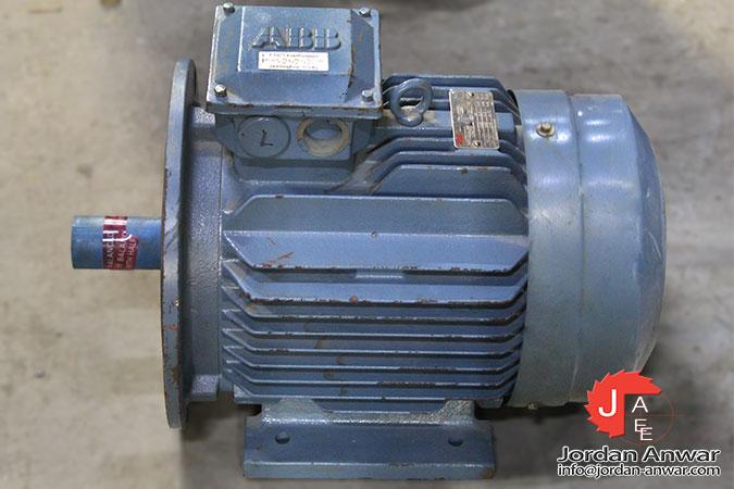 abb-M2QA132S4A-inductive-electric-motor