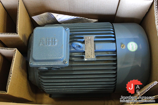 abb-QY132M6A-inductive-electric-motor