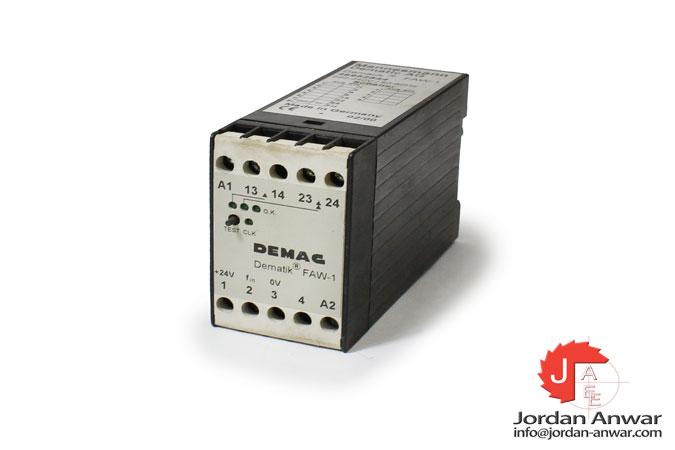 demag-dematik-FAW-1-overload-evaluator-switch