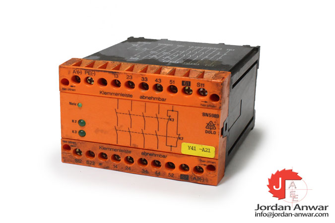 dold-BN-5989.51-safety-relay