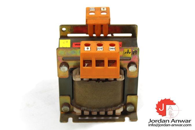 dsl s.r.l.-CEI96-2 COM.M029-40VA-transformer