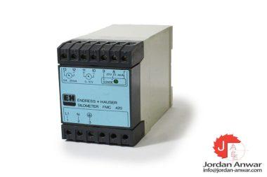 endress+hauser-FMC-420-silometer