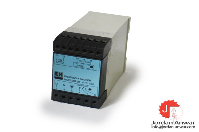 endress+hauser-FTC-420-capacitance-limit-detection-nivotester