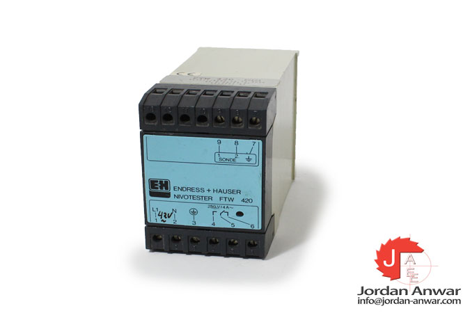 endress+hauser-FTW-420-R0K0A-conductive-limit detection