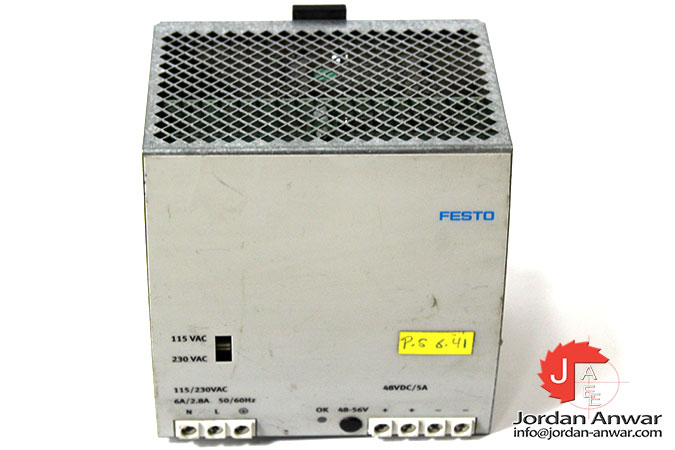 festo-SVG-SEC-48-6-power-supply