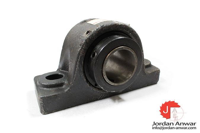 link-belt-PK-B22424H-two-bolt-spherical-roller-bearing-pillow-block-unit