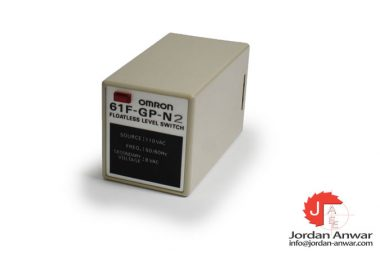omron-61F-GP-N2-conductive-level-controller