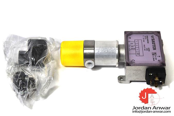 sauter-dsdu100f020-differential-pressure-transducer
