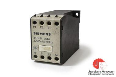 siemens-3UN8-004-contactor-control-relay