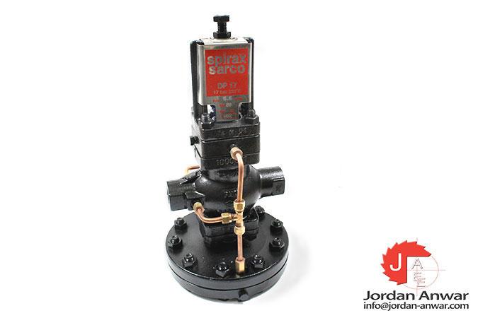 spirax-sarco-DP17-pressure-reducing-valve