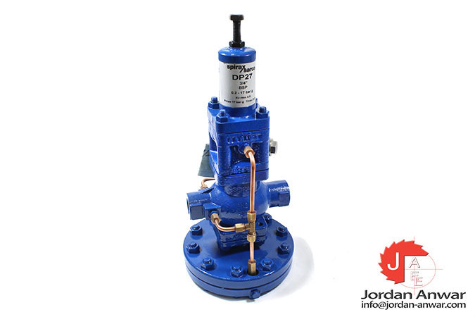 spirax-sarco-DP27-pressure-reducing-valve