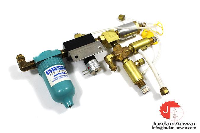 videojet-SP355151-input-air-manifold-assembly