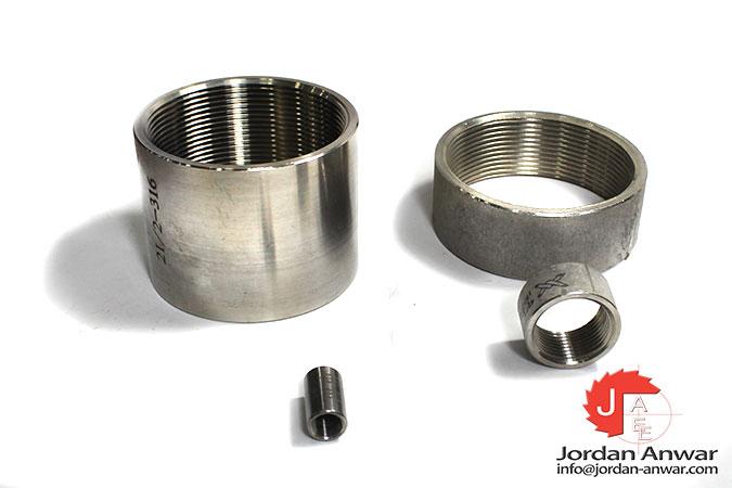 Stainless-Steel-Threaded-cap