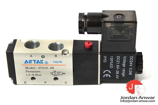 airtac-4v21008bg-single-solenoid-valve