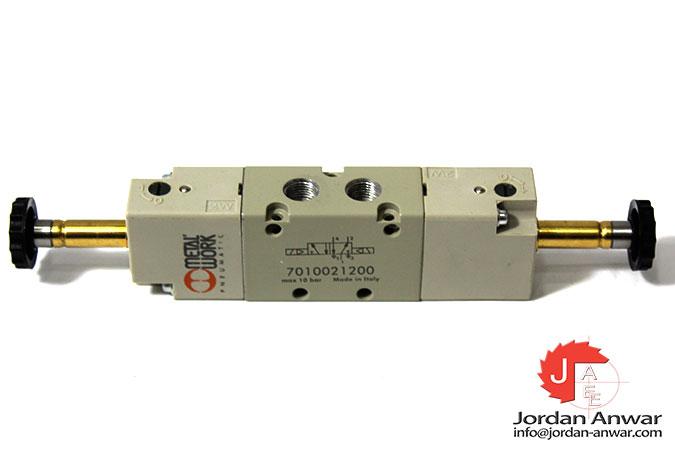 metal-work-sov-25-sob-oo-double-solenoid-valve