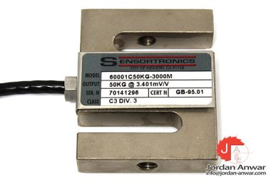sensortronics-60001C50KG.3000M-single-or-multiple-cell-load-application